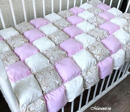 Одеяло бонбон «Дамаск»