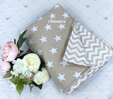 Одеяло для новорожденного 120 x 80 см. арт/05