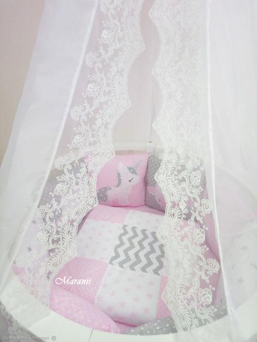 Балдахин на кроватку1