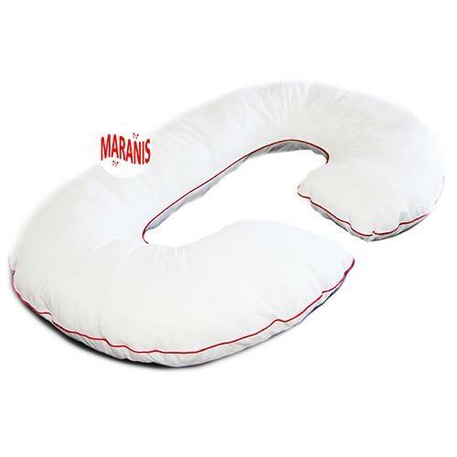Подушка для беременных рогалик