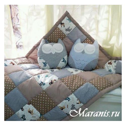 Лоскутное одеяло / арт.010