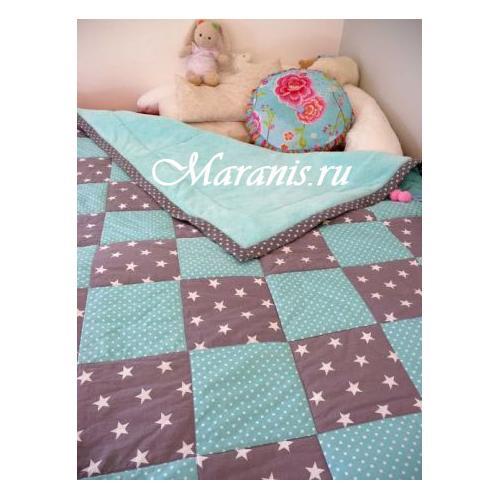 Лоскутное одеяло / арт.013