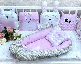 Подушка для новорожденных / арт. 3