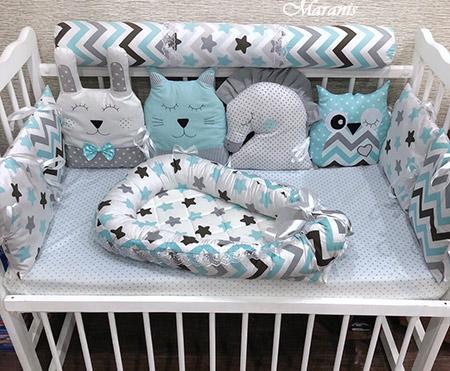 Детский кокон для новорожденных