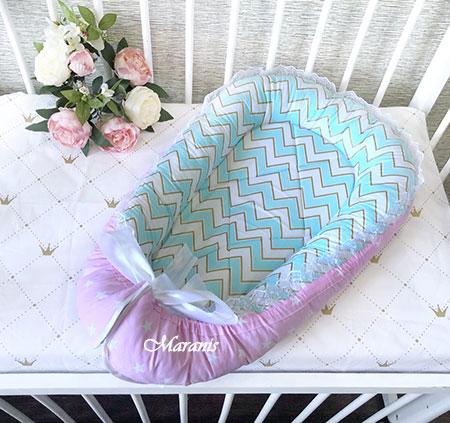 Гнездо для малыша фото