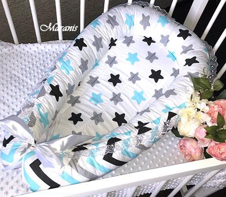 кокон гнёздышко для младенца фото