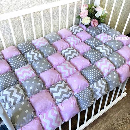 Одеяло в стиле бон бон фото