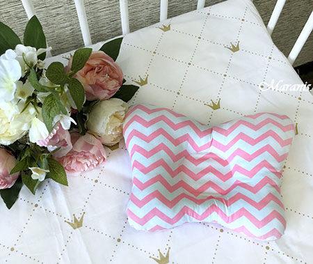 Подушка для новорожденных / арт. 5