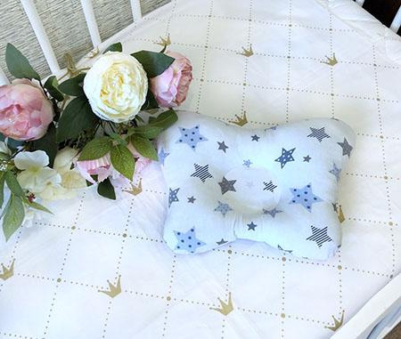 Подушка для новорожденного арт 1