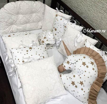 Подушка единорог купить от компании маранис