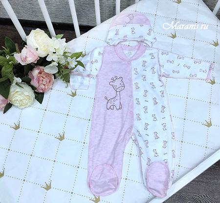 Комбинезон для новорожденного / арт.6
