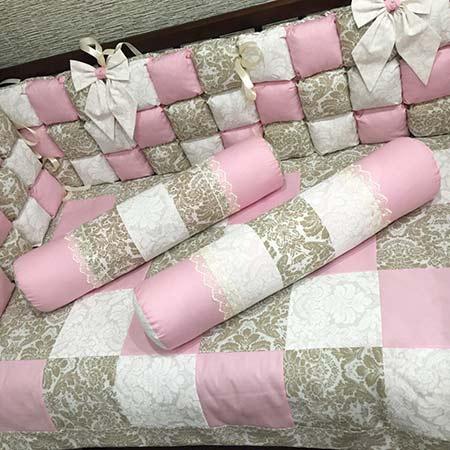 подушка валик для кровати