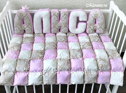 Буквы подушки Алиса / арт. 120