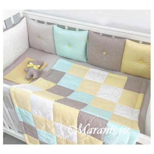 Лоскутное одеяло / арт.009