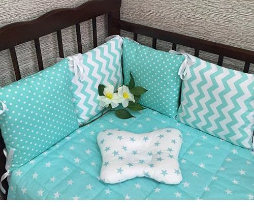 Подушка для новорожденных / арт. 2