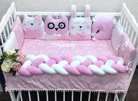 Одеяло в кроватку фото