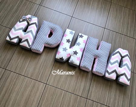 Подушки буквы Арина фото