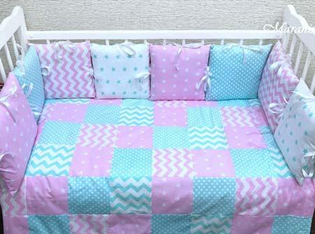 Лоскутное одеяло / арт.014