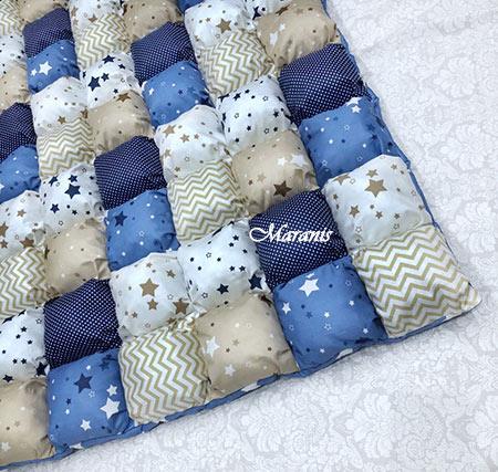 Одеяло бонбон фото