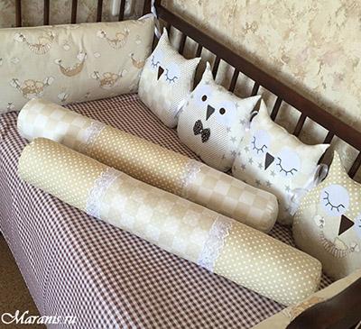 подушка валик фото