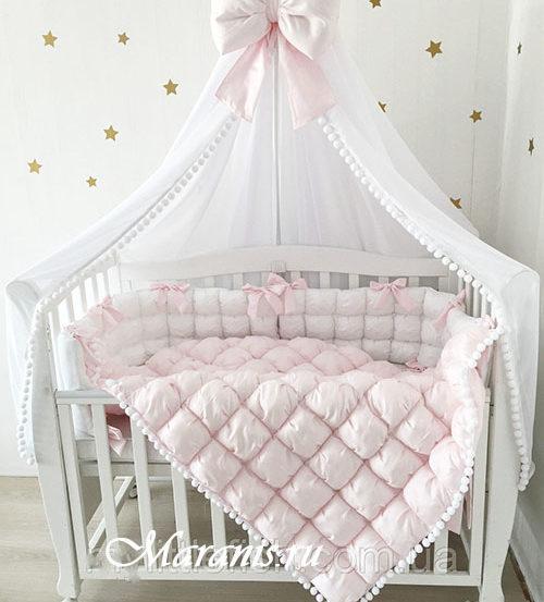 Одеяло бонбон для детей фото