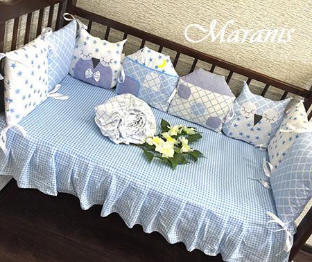 подушка домик