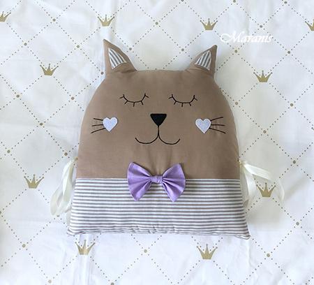 Подушка кошка