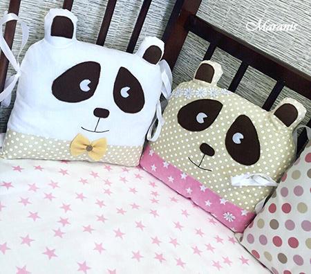 Подушка мишка купить от Маранис