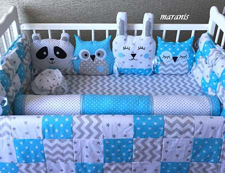 Подушка валик арт 15