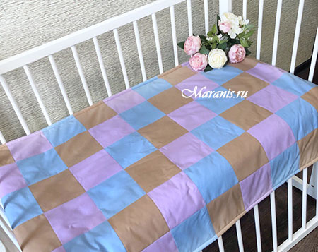Лоскутное одеяло / арт.025